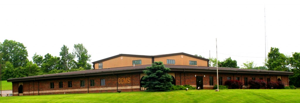 Image of CCMS building