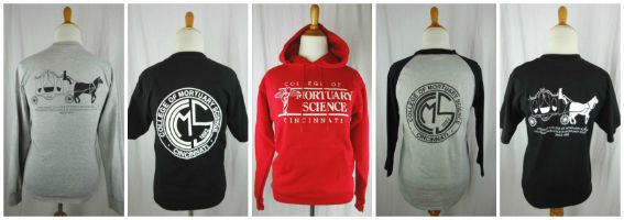 Image of CCMS merchandise
