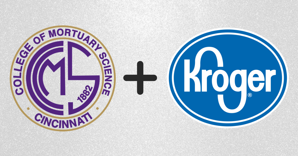 CCMS and Kroger logos