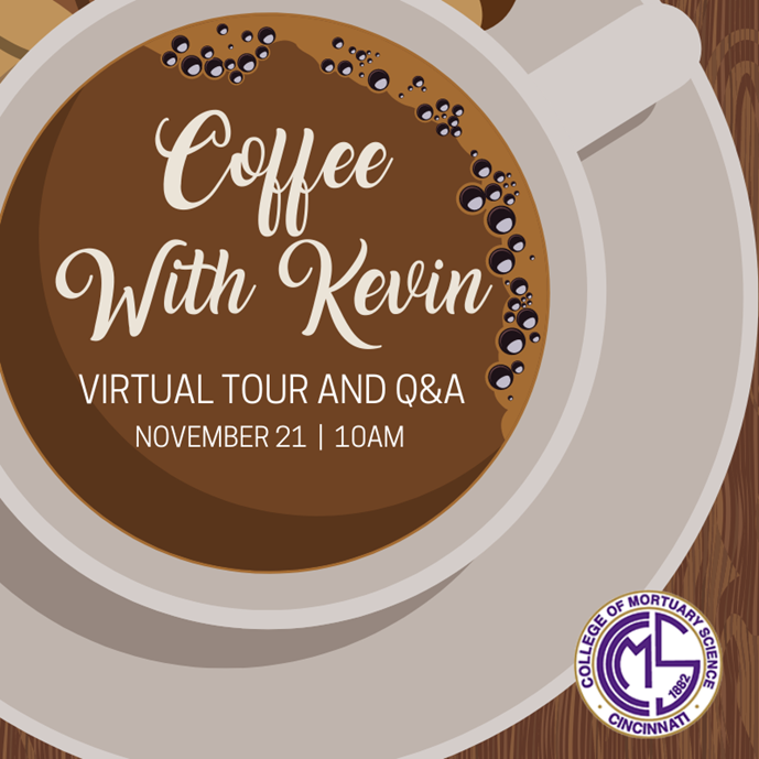 Coffee with Kevin